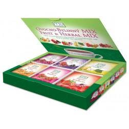 Čaj Fyto Kolekce ovocno bylinný MIX 6x10sáčků