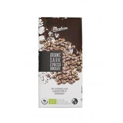 Čokoláda Meybona BIO s kávovými zrny 100g