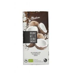 Čokoláda Meybona BIO s kokosem 35% 100g