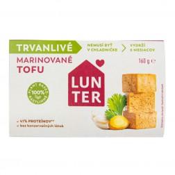 Lunter Tofu TRVANLIVÉ marinované 160g