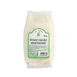 Cukr třtinový BÍLÝ nerafinovaný 0,5kg Zdraví z přírody