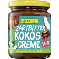 Bio čoko-kokosový krém RAPUNZEL 250g