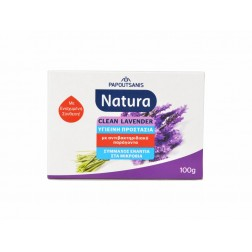 Mýdlo NATURA Antibakteriální Egejský vánek 100 g