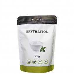 Erythritol stolní sladidlo 500g Health link
