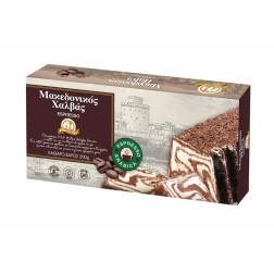 HALVA Makedonská Espresso kávová 200g