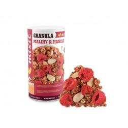 Mixit Granola z pece Maliny+mandle 440g