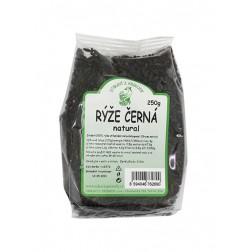 Rýže ČERNÁ DIVOKÁ 250g Zdraví z přírody