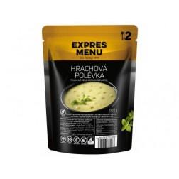 Expres menu Polévka Hrachová 600g (2porce)
