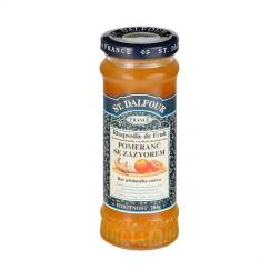 Džem ovocný pomeranč a zázvor 284g ST. DALFOUR VÝPRODEJ 3KS 8.1.2016