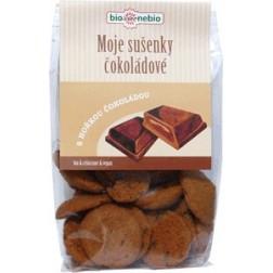 MOJE SUŠENKY Bio Čokoládové 130g