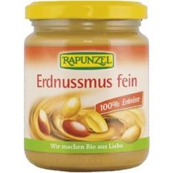 Bio 100%-ní arašídová pasta jemná 250g