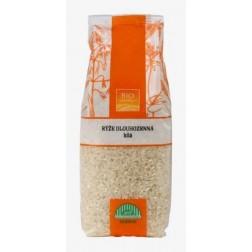 Rýže dlouhozrnná bílá 500g Bioharmonie